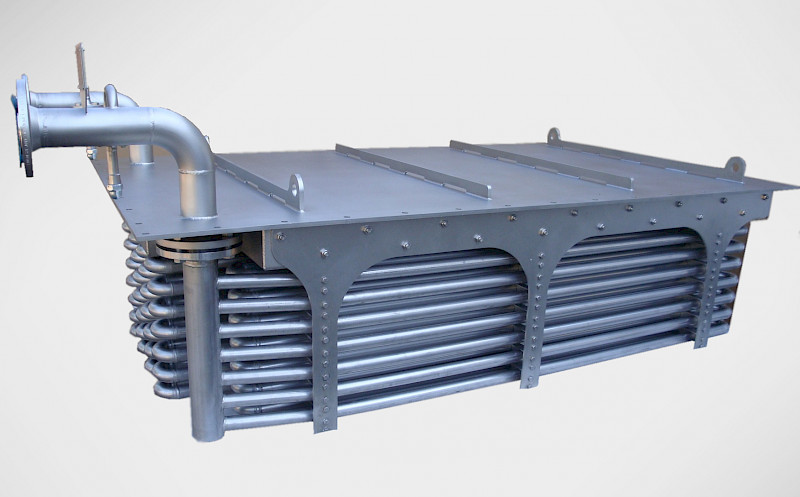 Coils, heaters and heat exchangers